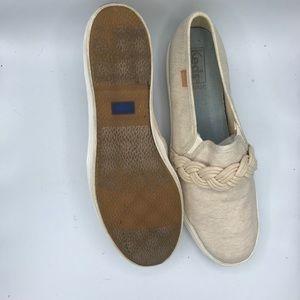 Keds Shoes - Keds Triple Decker Rope Bracelet Slip On Sneaker